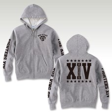 The King of Fighters XIV Zip Hoodie