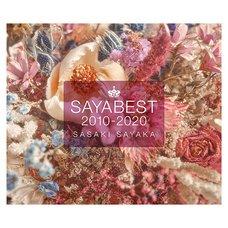 SAYABEST 2010-2020 | Sayaka Sasaki 10th Anniversary Best Album (3-Disc Set)