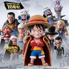 One Piece Collection: Road to Becoming the Pirate King