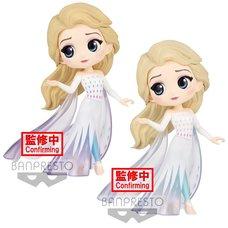 Q Posket Disney Characters Frozen 2 Elsa