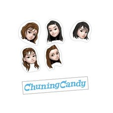 Chuning Candy random sticker
