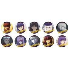 Fate/stay night: Heaven's Feel Character Badge Collection Box Set
