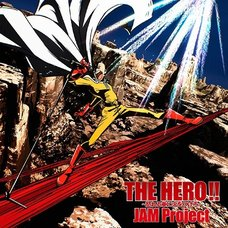 TV Anime One-Punch Man Opening Single (Anime Ver.) THE HERO!!