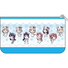 Love Live! Sunshine!! Aqours COUNTDOWN Love Live! ~WHITE ISLAND~ Coin Case