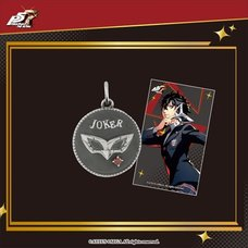 Persona 5 Royal Silver Coin Charm Collection