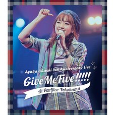 Ayaka Ohashi 5th Anniversary Live Give Me Five!!!!! at Pacifico Yokohama Blu-ray