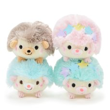 Harinezumi no Harin Dream-Colored Forest Hedgehog Plush Collection (Standard)