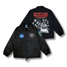 SNK x NASA Original Coach Jacket