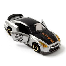 Tomica Busho Collection Vol. 2: Nissan GT-R