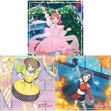 Dream with You / Poppin' Up! / DIVE! | Love Live! Nijigasaki High School Idol Club Insert Song CD Vol. 1