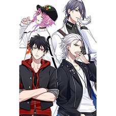 Hypnosis Mic -Before the Battle- The Dirty Dawg Vol. 1 Limited Edition w/ CD