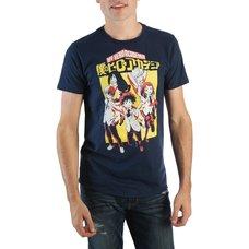 My Hero Academia Group T-Shirt