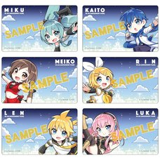 Vocaloid Mini Card Collection: Nardack Ver.