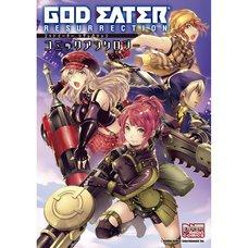 God Eater Resurrection Comic Anthology