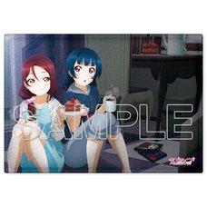 Love Live! Sunshine!! Riko Sakurauchi & Yoshiko Tsushima Otomari Blanket