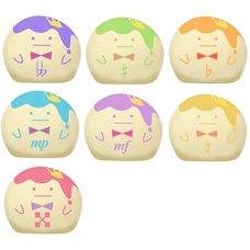IDOLiSH7 King Pudding Beanbag Collection