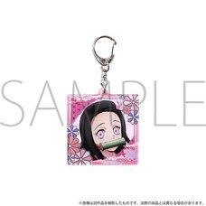 Demon Slayer: Kimetsu no Yaiba Nezuko Acrylic Keychain