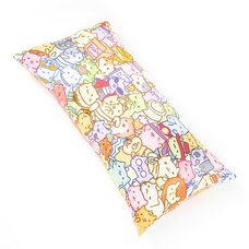 Mitchiri Neko Long Pillow
