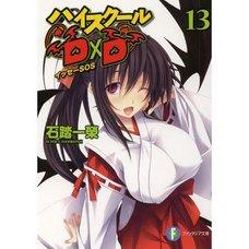 High School DxD Vol. 13 (Light Novel)
