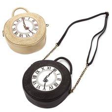 FLAPPER Pocket Watch Shoulder Bag