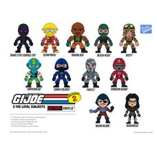G.I. Joe Mini Figure Blind Box Wave 2