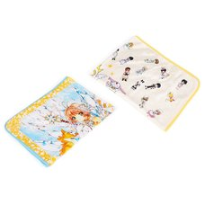 CLAMP 30th Anniversary Blanket