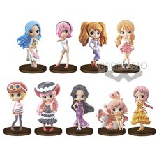 Q Posket Petit One Piece Girls Festival