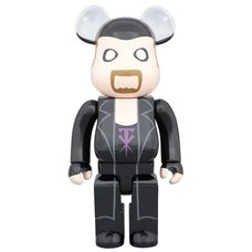 BE@RBRICK The Undertaker 400%