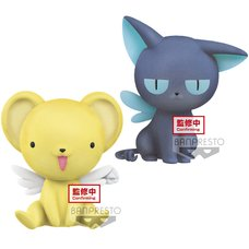 Cardcaptor Sakura: Clear Card Fluffy Puffy Kero & Spinny