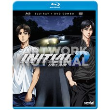 Initial D the Movie Legend 3: Dream Blu-ray/DVD Combo Pack