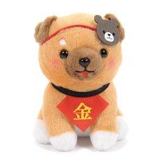 Mameshiba San Kyodai Folktale Dog Plush Collection (Standard)