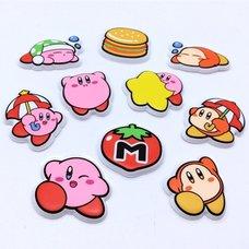 Kirby Super Star Marshmallow Stickers