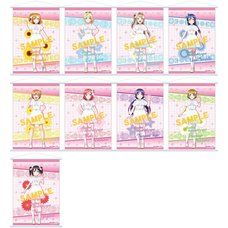 Love Live! School Idol Project 9th Anniversary A2 Tapestry Collection