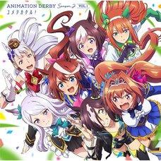 Yume wo Kakeru! | Uma Musume Pretty Derby Animation Derby Season 2 Vol. 1