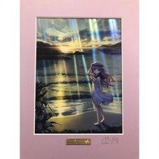 ReflectionArt No. 29: Summer Pockets: Reflection Blue Umi