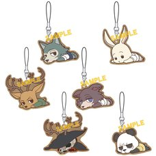 Beastars Darun Wooden Tag Collection