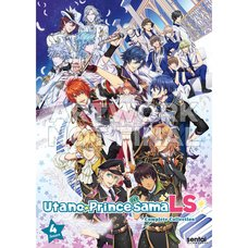 Uta no Prince-sama: Legend Star Season 4 DVD