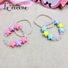 Le cocone Star Bracelet Set