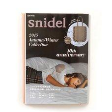 snidel 2015 Autumn/Winter Collection e-Mook