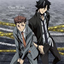 One Wish | Special Crime Investigation Unit Special 7 Ending Theme (Anime Edition)