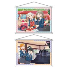 Love Live! Superstar!! Duo Time ~Special Times~ B2-Size Tapestry