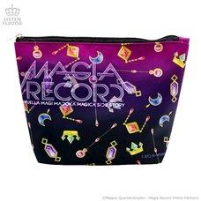LISTEN FLAVOR x Magia Record: Puella Magi Madoka Magica Side Story Collab Soul Jem Pouch