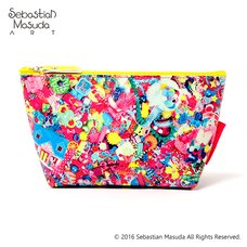 6%DOKIDOKI Colorful Rebellion -THANK YOU ALL- Pouch