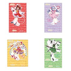 Touhou Project x Sanrio Characters Acrylic Stand Collection