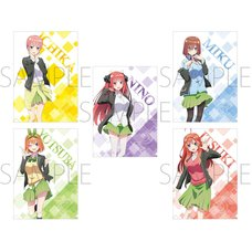 The Quintessential Quintuplets ∬ Clear File