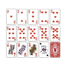 Granblue Fantasy Jewel Resort Casino Deluxe Playing Cards