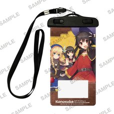 KonoSuba: God's Blessing on This Wonderful World! Bakuen Fair Waterproof Smartphone Case