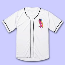 NUEZZZ KIDPUP G-Dog Baseball Shirt
