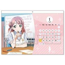 Love Live! Nijigasaki High School Idol Club 2022 Calendar