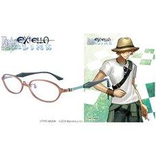 Fate/Extella Link Robin Hood Model Collaboration Glasses (Clear Lenses)